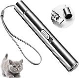 LED Pointer für Katzen/Spielzeug Haustier Katze/interaktives Spielzeug/wiederaufladbar über USB, interaktives Fangspiel