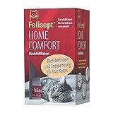 Felisept Home Comfort - Das Original - Entspannungsmittel Nachfüllflakon 45ml - Mit natürlicher Katzenminze - Wohlbefinden & Entspannung für Katzen