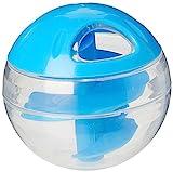 Catit Treat Ball Leckereienball für Katzen, blau