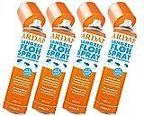 4 x 400 ml Ardap Langzeit Flohspray für die Umgebung Quiko Das Original