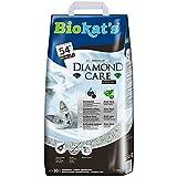 Biokat's Diamond Care Classic ohne Duft - Feine Katzenstreu mit Aktivkohle und Aloe Vera - 1 Sack