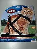 Trixie 41960 Katzengeschirr mit Leine, XL, Nylon, 34–57 cm/13 mm, 1,20 m