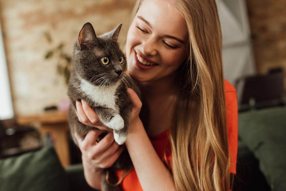 Männliche Katzennamen kann man auch vom Verhalten ableiten